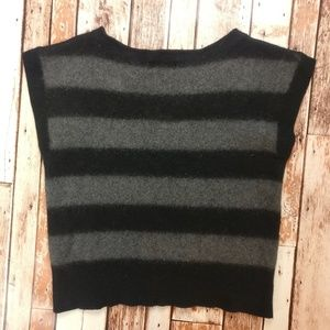 Saks Fifth Avenue Tops - Threads Saks Fifth Avenue Cashmere Blend Vest